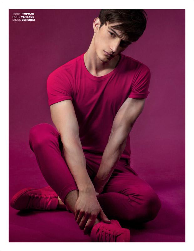 Male photo model - Serbia - Stefan Radojkovic photos