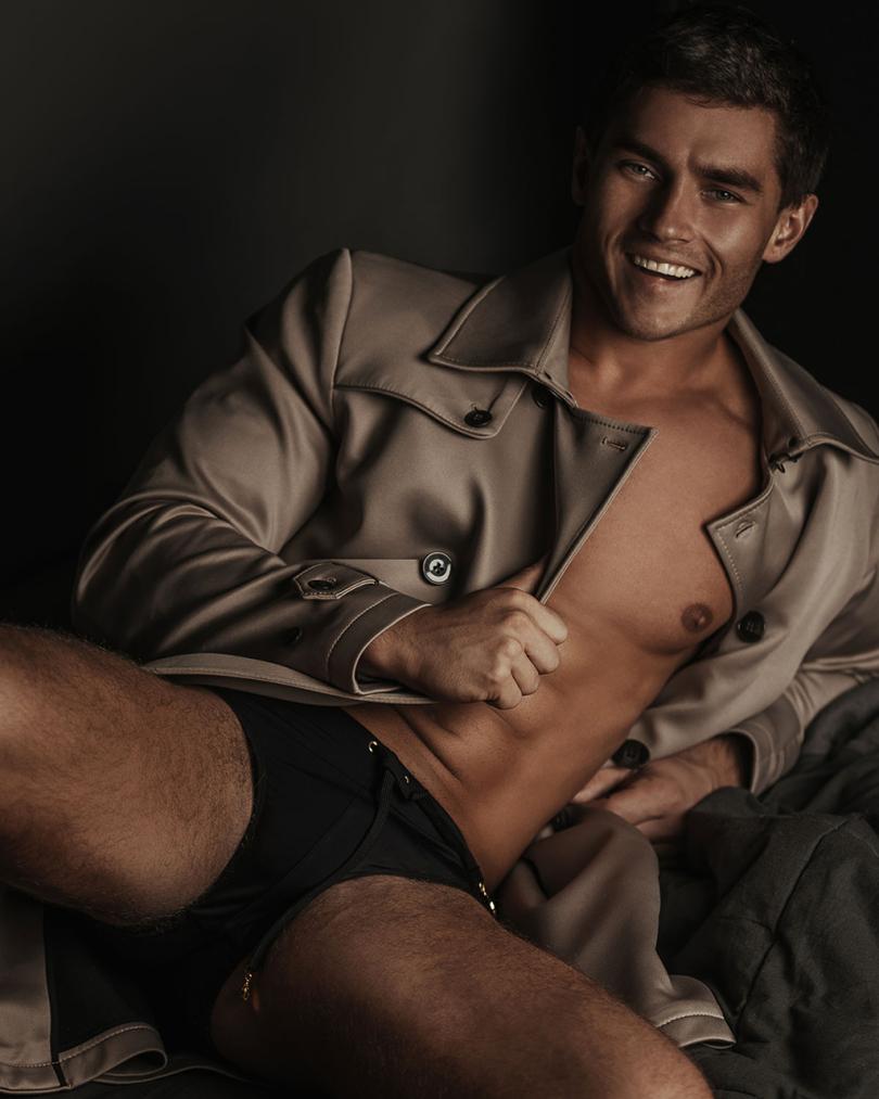 Model Anatoly Goncharov By SergeLee