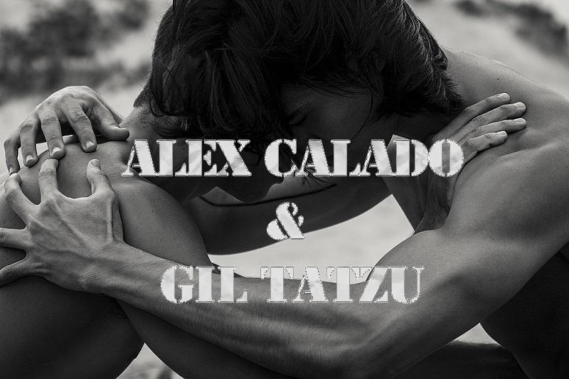 Alex Calado & Gil Tatzu by AndreCosta