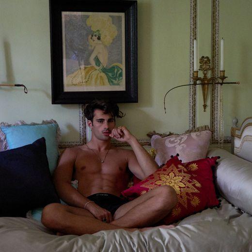 Model Elliot Meeten